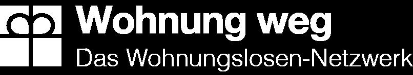 Logo Wohnung-weg.de Das wohnungslosen-Netzwerk